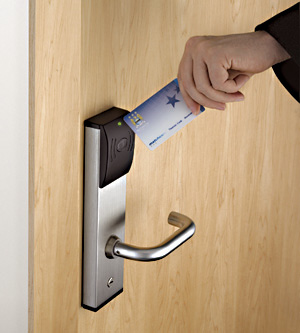 Commercial Locksmiths SwipeCard
